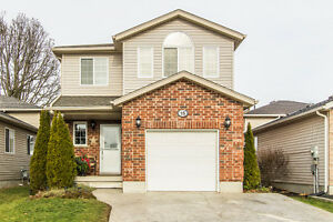 Move in ready home in East Galt - OPEN HOUSE DEC 11