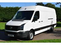 Volkswagen Crafter 2.0 tdi Lwb with Air conditioning