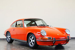 Early 1973 Porsche 911 Wanted