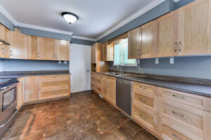BRAND NEW Renovated House 4 Bedroom, 3.5 Full Bath Langley Cente
