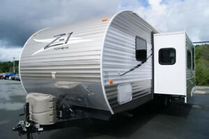 2014 CrossRoads RV Z-1 ZT271BH Travel Trailer