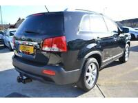 2012 12 KIA SORENTO 2.2 CRDI KX-2 5DR AUTO 7 SEATS DIESEL