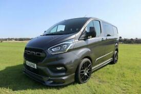 Ford Transit Custom DCIV 2.0 185PS Auto LTD L1 Graphite £25995 + VAT