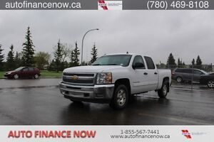 2013 Chevrolet Silverado 4WD OWN ME FOR ONLY $144.12 BIWEEKLY