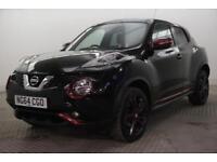 2015 Nissan Juke ACENTA PREMIUM DCI Diesel black Manual