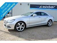 2011 61 MERCEDES-BENZ CLS CLASS 3.0 CLS350 CDI BLUEEFFICIENCY 4D AUTO 265 BHP DI