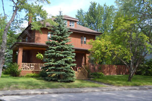 Classic-Century old-Executive Copper Cliff home.