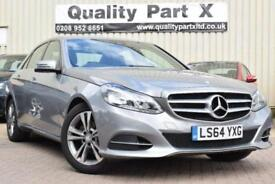2014 Mercedes-Benz E Class 2.1 E220 CDI BlueTEC SE 7G-Tronic Plus 4dr