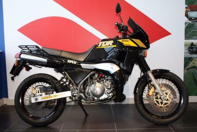 YAMAHA TDR250 RARE, VGC, 2 STROKE DUEL SPORT CLASSIC MOTORCYCLE LOW MILES