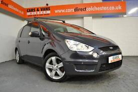2007 56 Ford S-MAX 2.0TDCi Diesel 140ps Titanium £133 A Month £0 Deposit