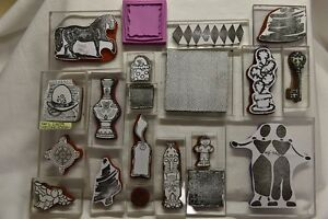 RUBBER STAMPS MIXED LOT - $25 the lot Page Belconnen Area Preview