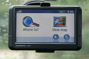 Garmin Nuvi 255w GPS- Comes with everything