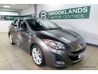 Mazda 3 2.2D SPORT [SAT NAV, HEATED SEATS, BOSE SPEAKERS and 185BHP]