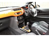 2010 Citroen DS3 1.6 THP DSport 3dr Petrol grey Manual
