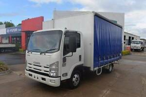 ISUZU NPR 200 ** TAUTLINER ** #5025 Archerfield Brisbane South West Preview