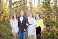 Fall Family Sessions - Emily Gale Photography
