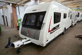 2013 Elddis Affinity 530 3 Berth Touring Caravan