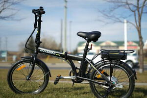 NEW ELECTRIC EBIKE FOLDING $770 PLUS HST