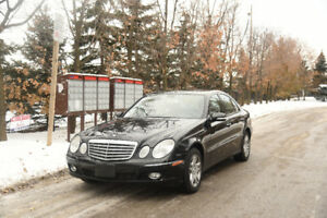 2007 Mercedes-Benz E320 BlueTec Sedan Diesel
