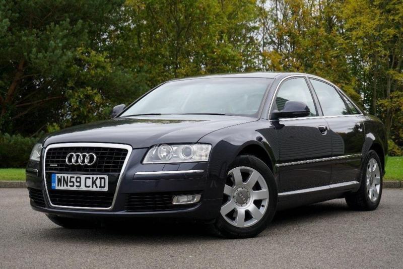 2009 Audi A8 3.0 TDI SE Saloon 4dr Diesel Automatic Quattro (LWB) (224
