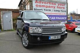 Range Rover 3.6TD V8 auto Westminster at Yesta