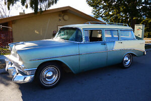 1956 Chevrolet 210 Townsman 4 Door Station Wagon $12,000 OBO