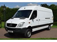 Mercedes-Benz Sprinter 2.1CDI 313 ( 4x4 ) LWB Panel van