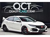 2017 Honda Civic Type R GT *Championship White + Carbon Rear Spoiler*