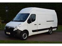 Vauxhall Movano LWB extra high roof 2.3CDTI 125ps L3H3 R3500