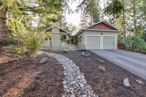 Renovated Rancher in the Garibaldi Highlands