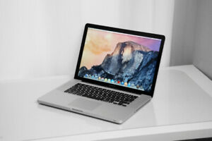 """Apple Mac Book Pro 15"""" mid-2010 - gently used"""