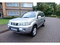 Nissan X-Trail 2.0dCi Classic Left hand drive Lhd Greek Registered
