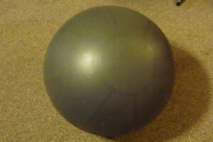 exercise ball - $15