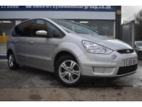 GOOD CREDIT CAR FINANCE AVAILABLE 2009 59 Ford S-MAX 2.0TDCi