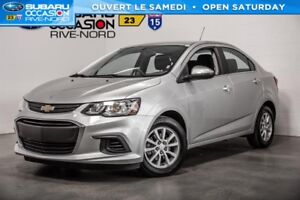 Chevrolet Sonic LT MAGS+BLUETOOTH+CAM.RECUL 2017