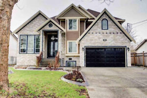 Custom Built 3 Story house for sale in Surrey