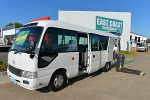 TOYOTA COASTER DELUXE ** WHEELCHAIR BUS ** #4964 Archerfield Brisbane South West Preview