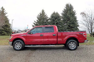 2010 Ford F-150 XTR- Super Crew.  ONE OWNER & 4 NEW TIRES!!