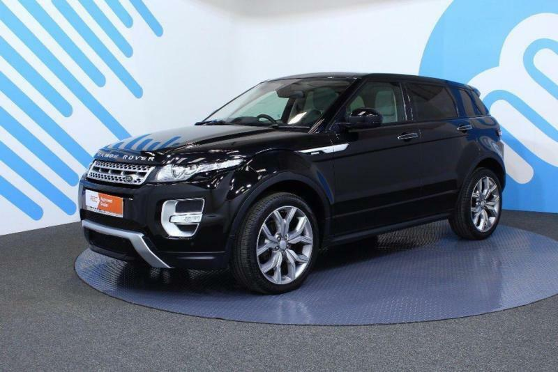 2015 land rover range rover evoque 2 2 sd4 autobiography 4x4 5dr in sheffield south yorkshire. Black Bedroom Furniture Sets. Home Design Ideas