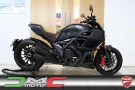 2017 Ducati Diavel Diesel Limited Edition Number 566 of 666 Worldwide