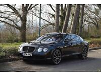 "BENTLEY CONTINENTAL 6.0 AUTO GT, 21"" ALLOYS, SAT NAV, 56,000 MILES ONLY"