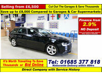 2012 - 62 - AUDI A4 AVANT SE 2.0TDI 5 DOOR ESTATE (GUIDE PRICE)