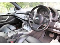 2005 BMW X5 4.4 Sport 5dr Petrol black Automatic