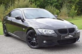 BMW 320 2.0TD 2010.5MY d M Sport