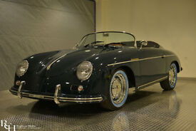 LHD RCH NEW 356 Speedster Replica--Aavailable to the UK POA, LEFT HAND DRIVE