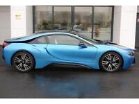 2014 BMW i8 1.5 Auto 4X4 2dr (start/stop)