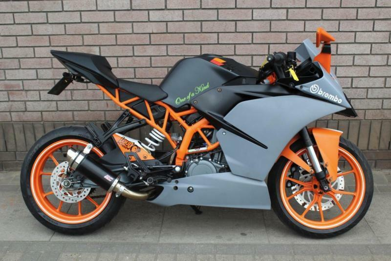 ktm rc 390 in leicester leicestershire gumtree. Black Bedroom Furniture Sets. Home Design Ideas