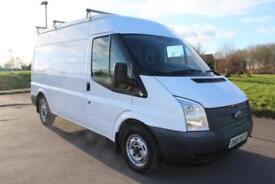 Ford Transit 2.2TDCi ( 100PS ) ( EU5 ) 280S Med Roof Van 280 SWB Trend Diesel
