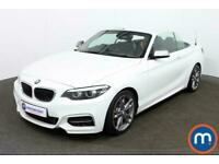 2018 BMW 2 Series M240i 2dr [Nav] Step Auto Convertible Petrol Automatic