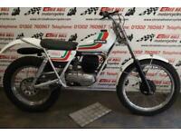 1976 OSSA MAR 350, Nice Bike